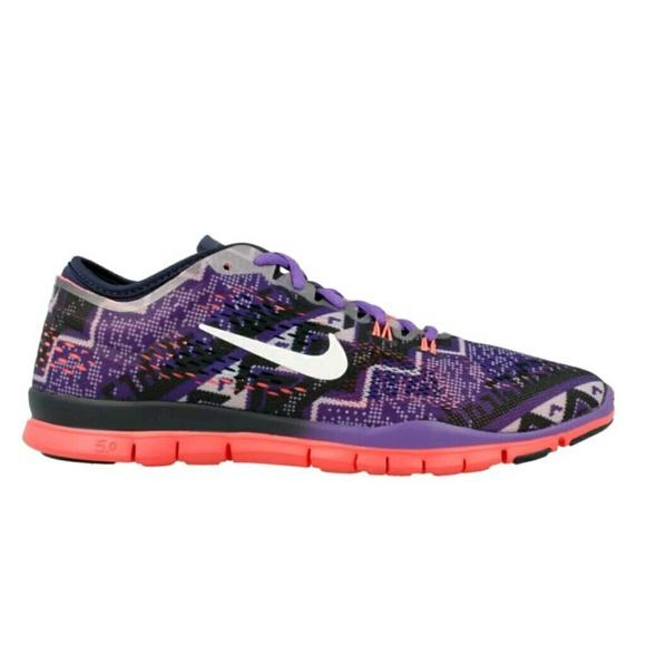 c9c256f07eeb Nike Free 5.0 TR Fit 4 Sneakers Women s 10 Running.  M 5a43ece63afbbd4d4b099e3d